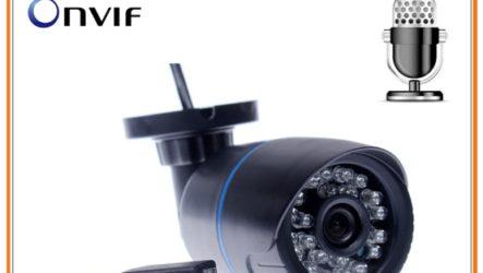 Обзор HD 2-х мегапиксельной камеры видеонаблюденя