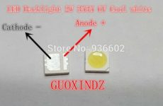 Светодиоды для Led подсветки телевизора на 3 и 6 вольт