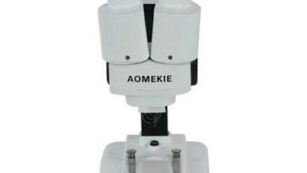 AOmekie 20x – дешевый микроскоп для пайки smd